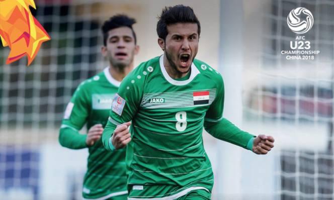 Kết quả U23 Malaysia 1-4 U23 Iraq: Nỗi thất vọng ngày ra quân