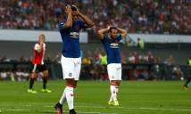 M.U thua bạc nhược trên sân Feyenoord