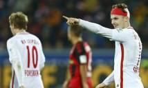 Thắng tưng bừng, Leipzig bỏ xa Bayern 6 điểm trên BXH Bundesliga
