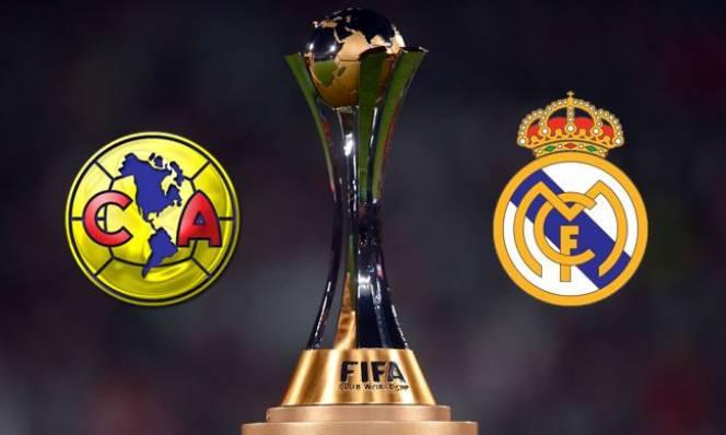 America vs Real Madrid, 17h30 ngày 15/12: Ronaldo 'rửa' quả bóng vàng