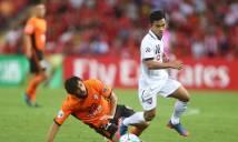 Muangthong United làm nên kì tích bằng trận thắng Brisbane Roar