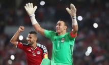 Thủ môn ĐT Ai Cập khắc tên vào lịch sử CAN Cup