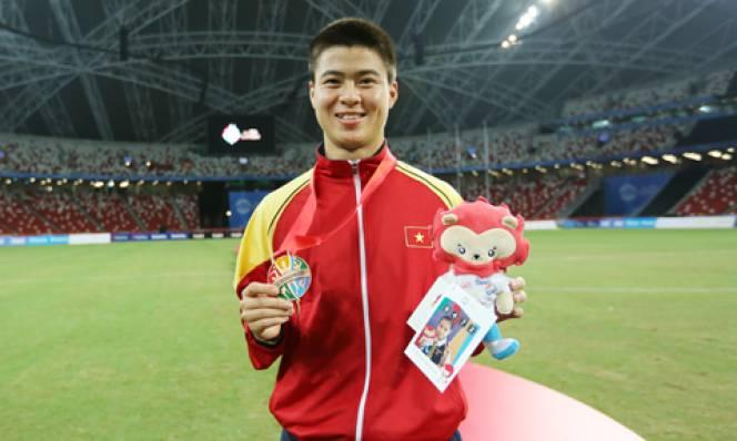 Đỗ Duy Mạnh và hy vọng ở trận gặp U23 Malaysia
