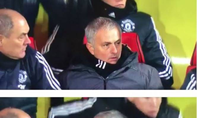 Mourinho sửng sốt với siêu phẩm đá phạt của Ashley Young