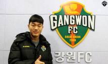 Lương Xuân Trường sẽ ra sân lần đầu tiên trong đội 1 Gangwon FC?