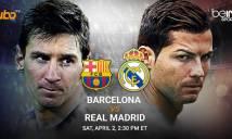 Barcelona vs Real Madrid, 22h15 ngày 3/12: Sóng dậy Nou Camp