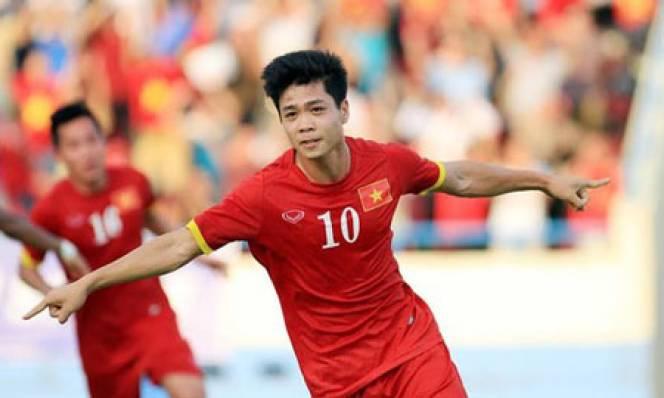 VL U23 châu Á: Công Phượng vào top 5 chân sút ấn tượng