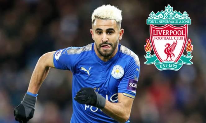 Động thái NÀY cho thấy Mahrez sắp gia nhập Liverpool