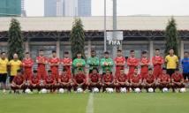 HLV Park Hang Seo hồi hương theo dõi tuyển thủ U19 Việt Nam