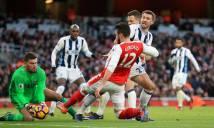 West Brom vs Arsenal, 19h30 ngày 18/03: Áp lực lên cao