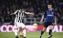 Juve - Inter níu chân nhau, Napoli làm