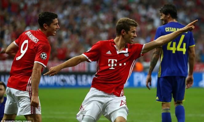 Rostov vs Bayern Munich, 00h00 ngày 24/11: Giải tỏa áp lực