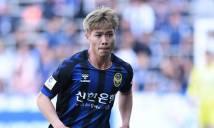 Công Phượng chia tay Incheon Utd thi đấu sau 4 tháng thi đấu