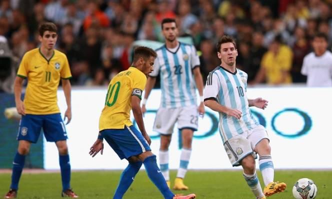 Brazil vs Argentina, 02h45 ngày 11/11: Bài test với điệu Tango