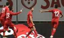 KẾT QUẢ Bồ Đào Nha - Tunisia: Thi nhau