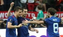 Pogba - Micki thay nhau ghi bàn, MU vượt qua Ajax để nâng cao cúp vô địch Europa League