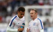 Rooney - Alli: Tre già măng mọc