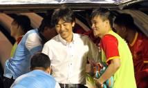 HLV Miura tái hợp Công Vinh?