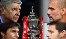 Một thập kỷ qua, cúp FA mới đáng xem đến thế