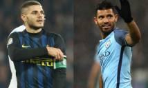 Icardi 'hất cẳng' Aguero khỏi ĐT Argentina