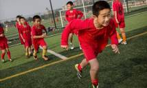 Trung Quốc chi đậm vì mục tiêu...World Cup