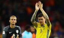 Sao MU khóc như mưa vì không được ra sân tại World Cup 2018