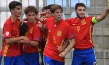 Nhận định Tây Ban Nha U17 vs Liechtenstein U17 17h00, 19/10 (Vòng loại - U17 Châu Âu 2018)