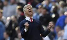 HLV Wenger xác nhận đang lên 'kịch bản' chuyển nhượng cho Arsenal