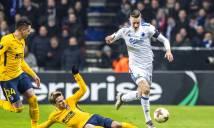 Kết quả Copenhagen vs Atletico Madrid: Griezmann thăng hoa, Atletico đặt một chân vào vòng 1/8