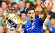 GÓC REAL: Nếu Hazard về Bernabeu?