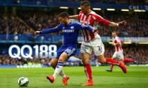 Soi kèo tài xỉu Chelsea vs Stoke City, 22h ngày 30/12 (Vòng 21 Ngoại hạng Anh)