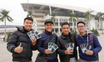 Trực tiếp mua vé Việt Nam - Indonesia: Mỹ Đình... không lạnh