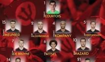 ĐT Bỉ trước thềm World Cup 2018: còn chờ gì mà không vô địch