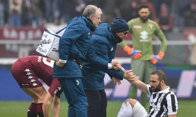 Vắng ngôi sao số 1, Juventus