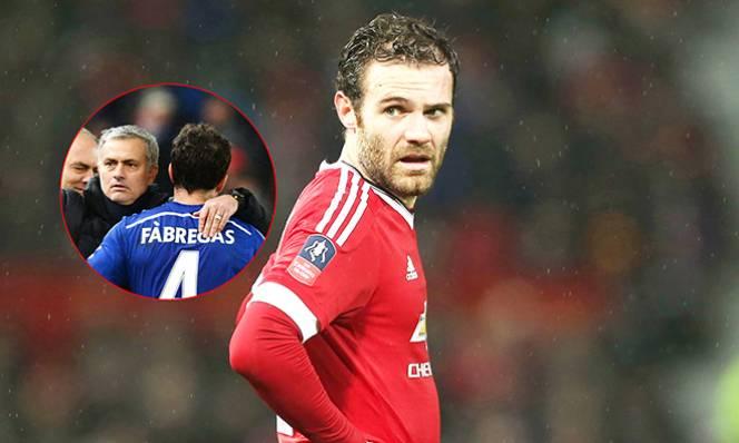Chuyển động MU: Mata sẽ ra đi nếu Fabregas đến
