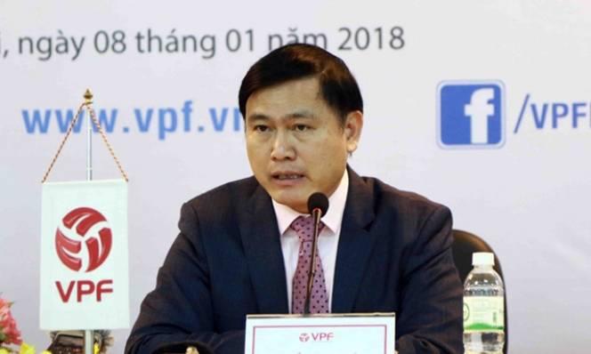 V-League có nhà tài trợ mới: một 'người quen' của bóng đá Việt Nam
