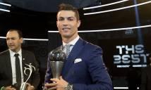 FIFA bị bốc hơi hơn 1 tỷ đồng trong lễ trao giải The Best