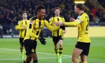 Aubameyang ghi bàn, Dortmund dễ dàng hạ gục Ingolstadt