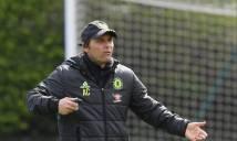 Chelsea tập luyện cường độ cao trước đại chiến với Tottenham