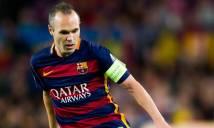 Trước El Classico: Enrique có dám mạo hiểm với Iniesta?