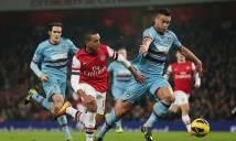 Nhận định Arsenal vs West Ham 02h45, 20/12 (Tứ kết - Cúp Liên Đoàn Anh)