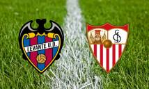 SOI SỐ BÀN THẮNG Levante vs Sevilla, 02h00 ngày 28/04 (Vòng 35 La Liga)