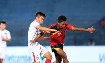 U19 Việt Nam vs U19 Đông Timor: Thắng để lấy danh dự