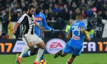 Juventus vs Napoli, 02h45 ngày 01/03: Khẳng định sức mạnh