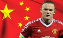 Điểm tin chiều 18/02: Rooney sắp sang Trung Quốc chơi bóng?