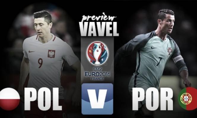 Ba Lan vs Bồ Đào Nha, 02h00 ngày 01/07