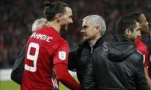Ibrahimovic thừa nhận đang nhớ MU và Mourinho