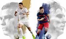 Tại sao Messi ghi ít bàn thắng hơn Ronaldo trong năm 2018?