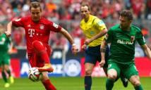 Augsburg vs Bayern Munich, 23h30 ngày 14/02: Không thể có sai lầm