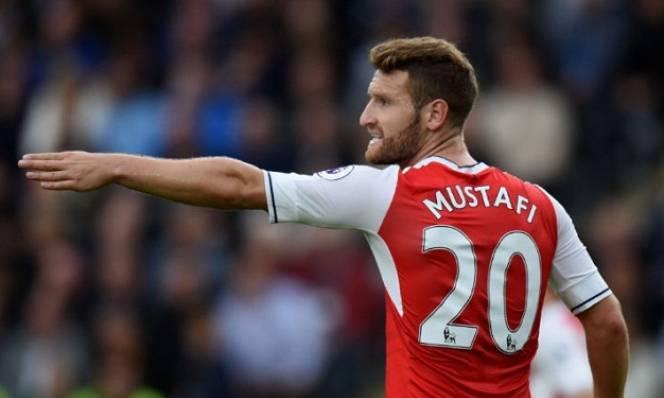 Thống kê về Mustafi mà Wenger cần lưu ý